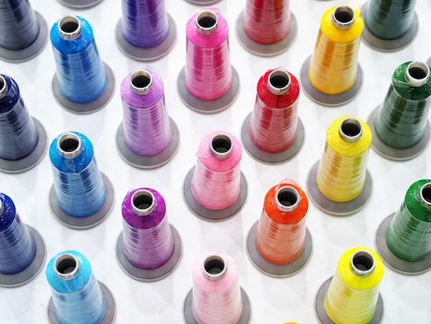 Przemysł nici tekstylnych