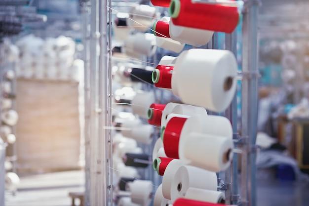 Przemysł odzieżowy produkcja tekstyliów