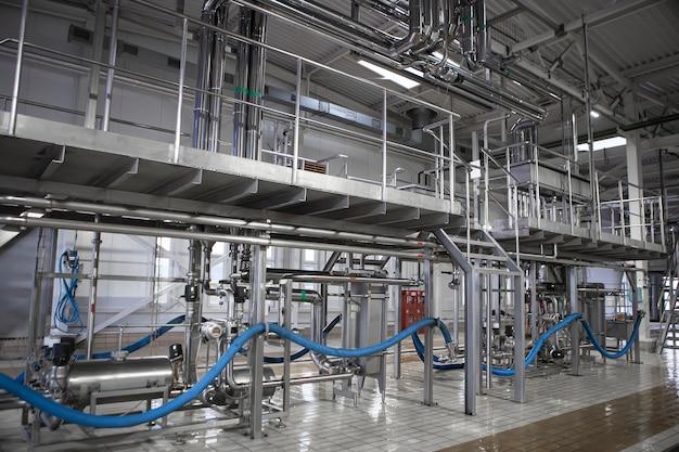 Przemysł spożywczy, przetwarzanie serwatki na mleko w proszku