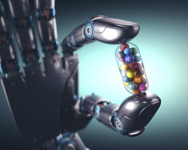 Przemysł tabletek multiwitaminowych