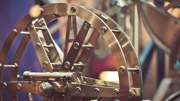 Przemysłowa maszyna morska