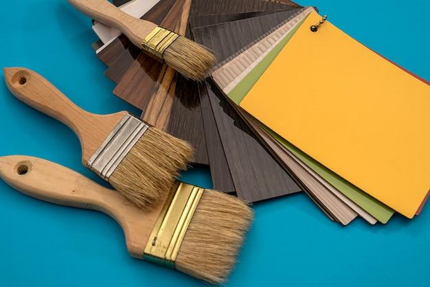 Przemysłowy materiał budowlany do domu remontowego, wybór