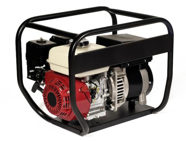 Przenośny generator prądu (benzyna)