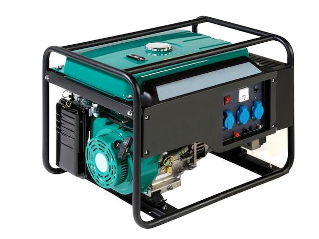 Przenośny generator prądu (paliwo)