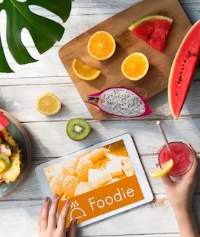 Przepis na domowe jedzenie odżywianie apetyt
