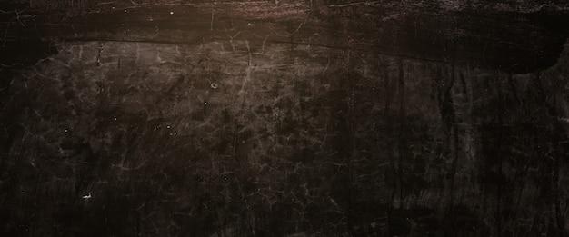 Przerażające tło ściany, tekstura cementu betonu horror na tle
