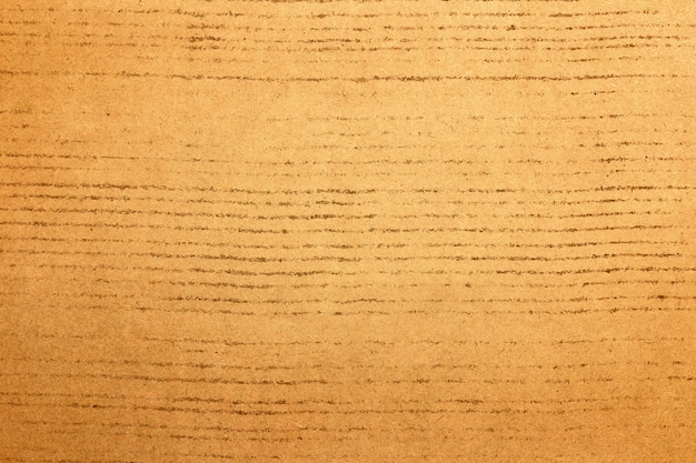 Prześcieradło brown papieru lub kartonu tekstury tło.