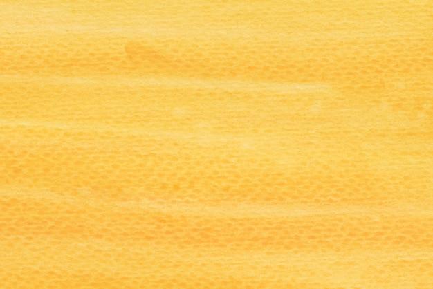 Przestrzeń sztuki żółty obraz na papierze tekstury tła