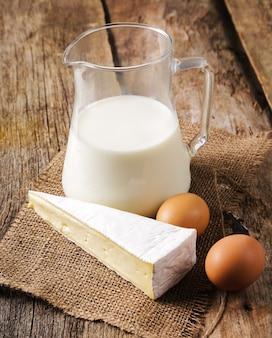 Przetwory mleczne, nabiał, nabiał
