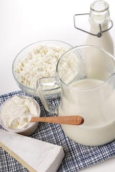 Przetwory mleczne, nabiał