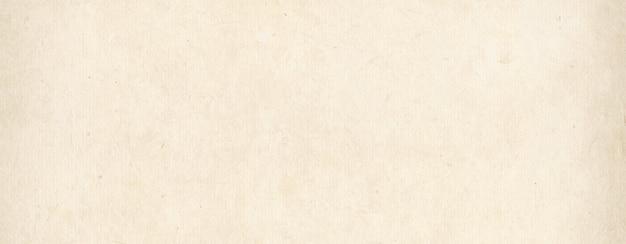 Przetworzony biały papier tekstura tło. tapeta w stylu vintage banner