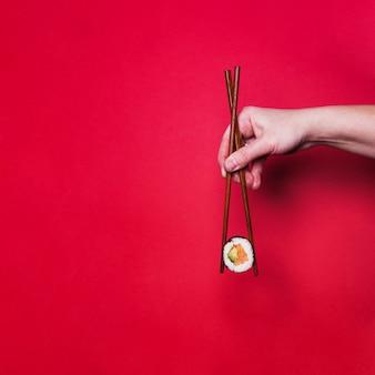 Przycinanie strony gospodarstwa sushi