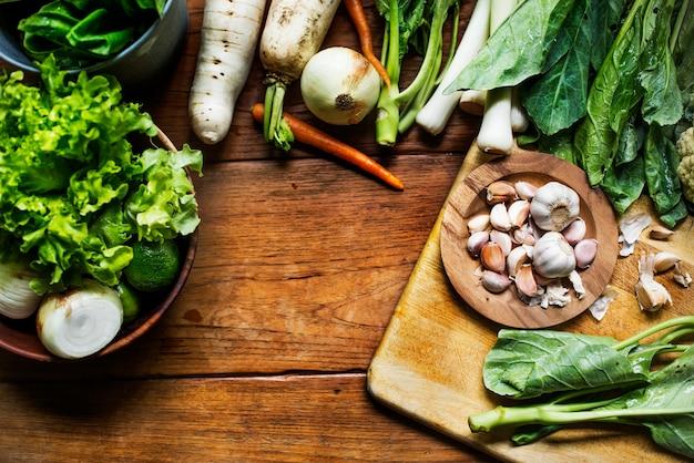 Przygotuj warzywa do gotowania