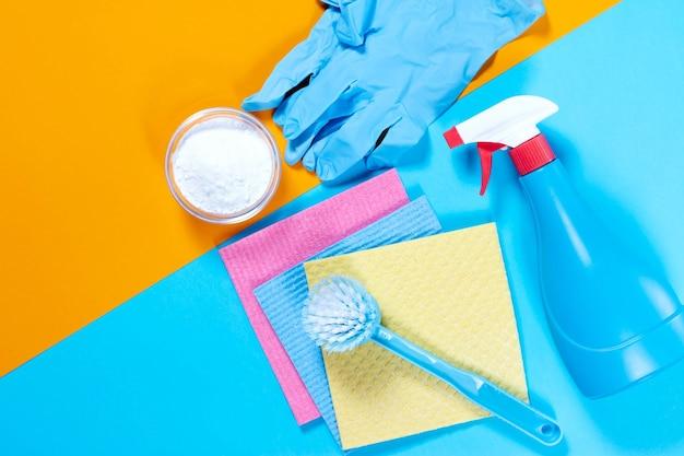 Przyjazne dla środowiska naturalne środki czyszczące