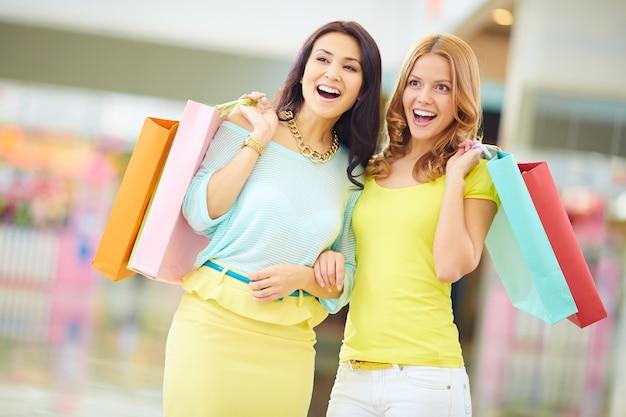 Przyjemność zakupów