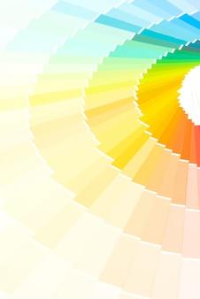Przykładowe kolory katalog pantone