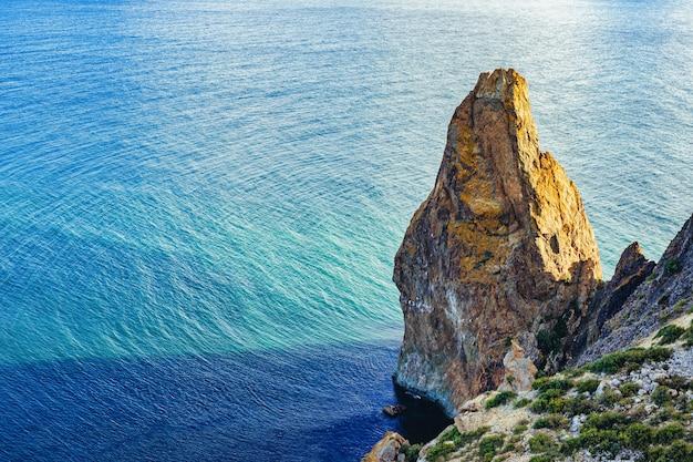 Przylądek seascape fiolent sewastopol krym