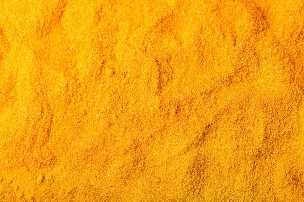 Przyprawa curry jako tło