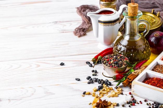Przyprawy i przyprawy do żywności