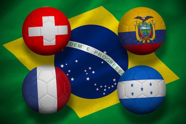 Puchar piłkarski grupy e world cup