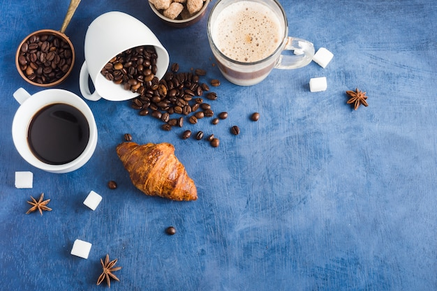 Puchar pysznej kawy