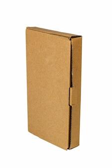 Pudełko kartonowe do przechowywania paczek pocztowych do pakowania prezentów i przenoszenia rzeczy w domowym sklepie biurowym