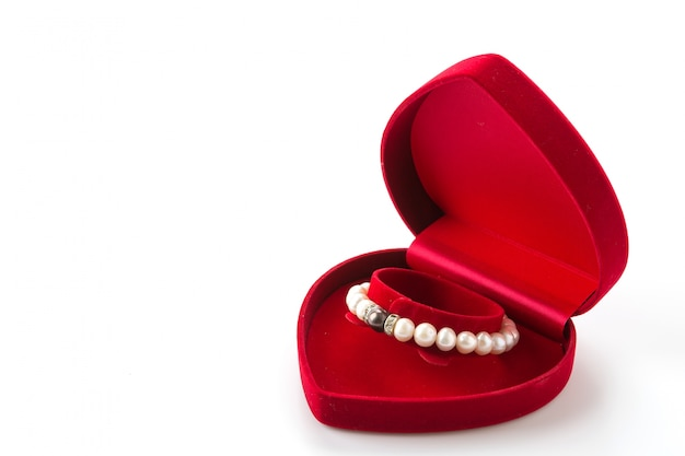 Pudełko z biżuterią