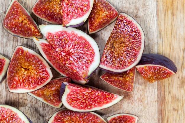 Pulpa figowa z nasionami