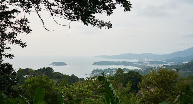 Punkt widokowy na phuket