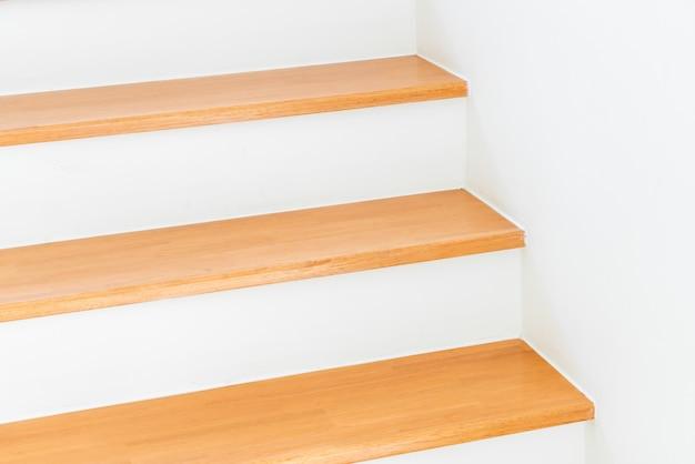 Pusta architektura stopnia schodów