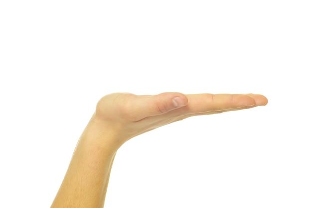 Pusta dłoń
