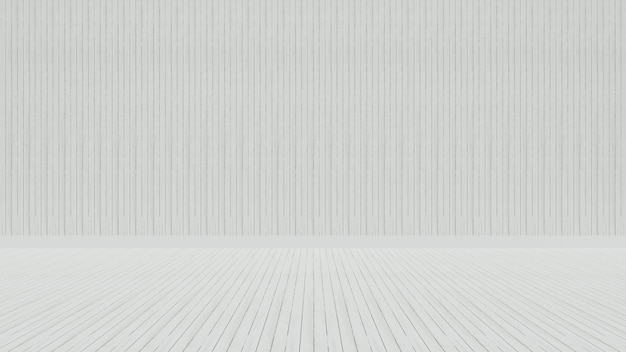 Pusta ściana pokoju betonowego.