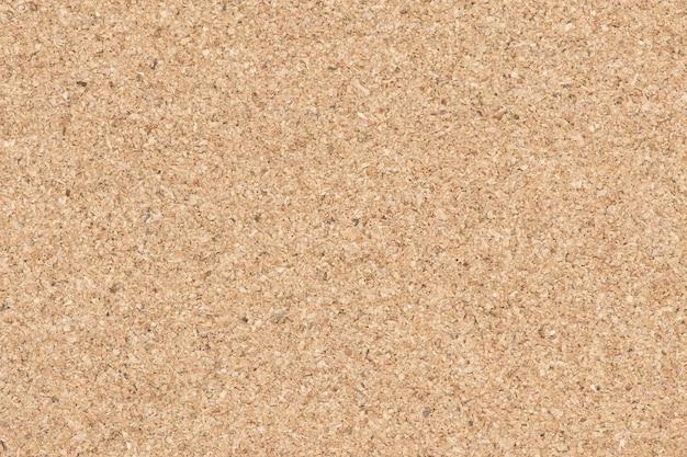 Pusta tablica korkowa teksturowana tło