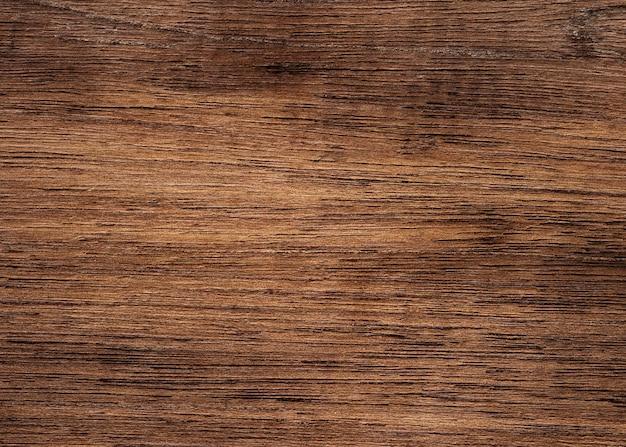 Puste brązowe drewniane teksturowane tło