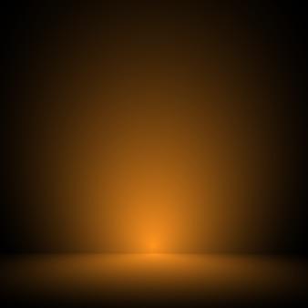 : puste pomarańczowe tło