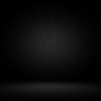 Puste rama stalowa światło czarny