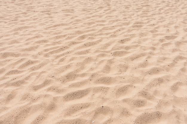 Puste tekstury piasku