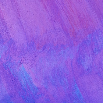 Puste tło monochromatyczne fioletowe farby
