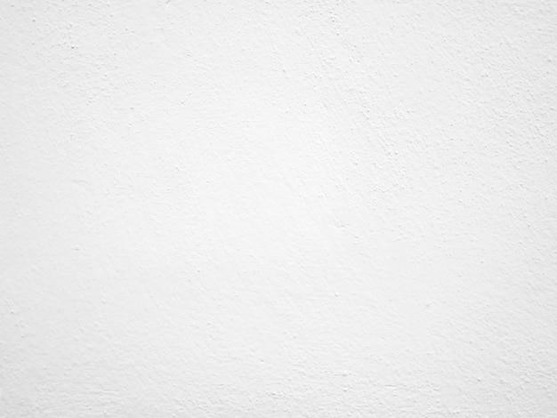 Pustej betonowej ściany biały kolor dla tekstury tła
