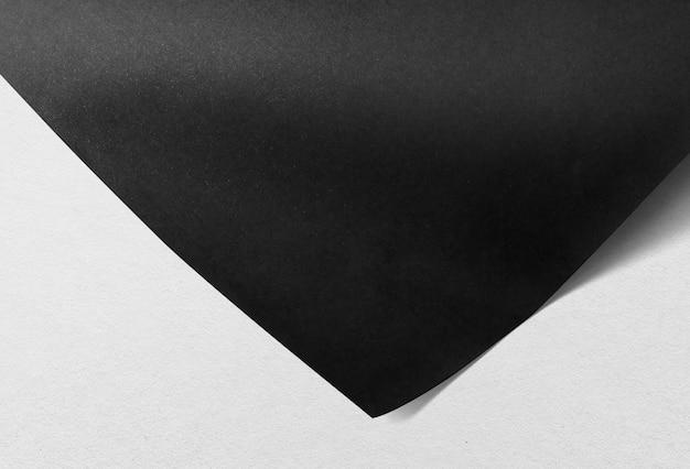 Pusty papier firmowy do projektowania tożsamości korporacyjnej