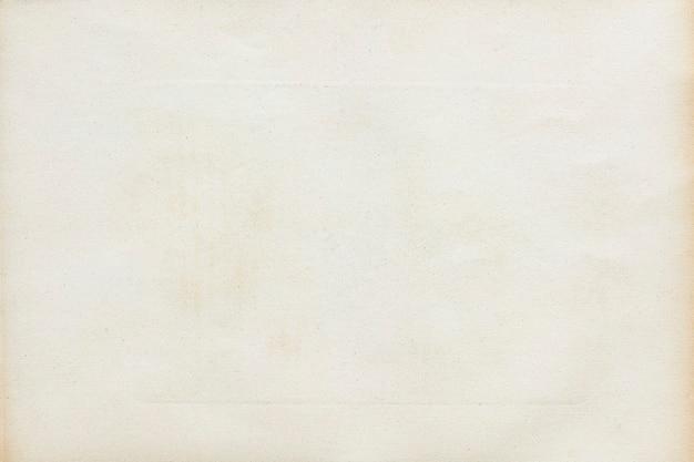 Pusty stary papier teksturowane tło