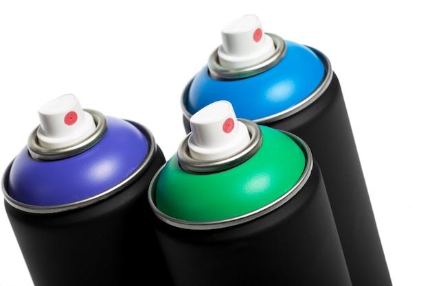 Puszka farby w sprayu
