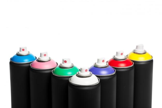 Puszka z farbą w sprayu