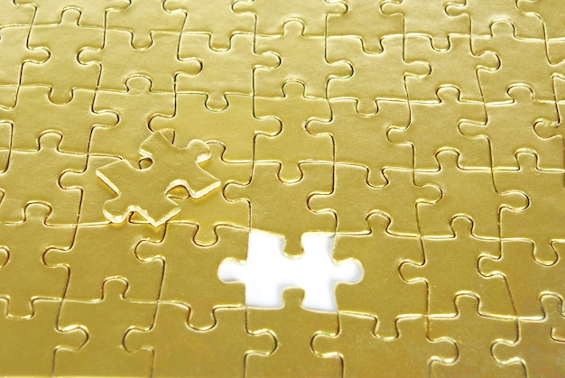 Puzzle tło