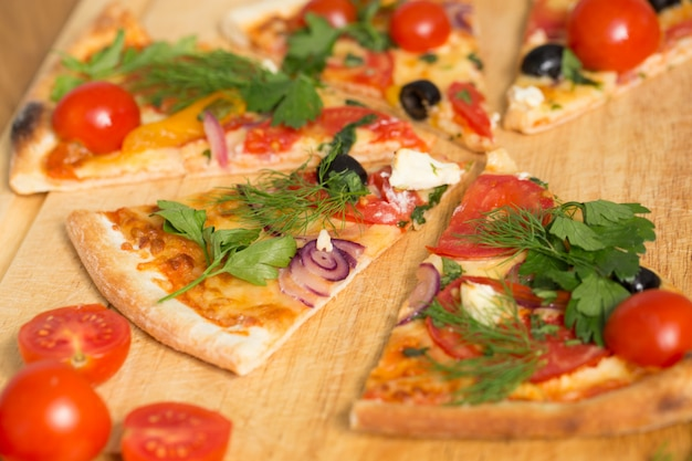 Pyszna pizza