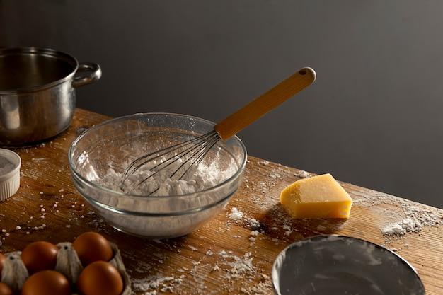 Pyszne aranżacje do robienia chleba serowego