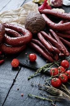 Pyszne i pieczone mięso