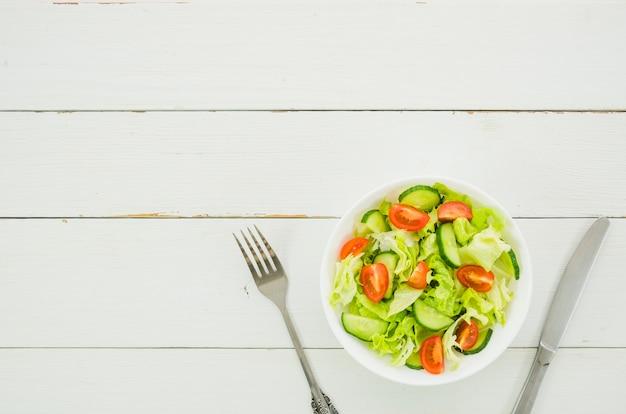 Pyszne i zdrowe sałaty