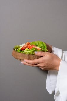 Pyszny asortyment zdrowej żywności