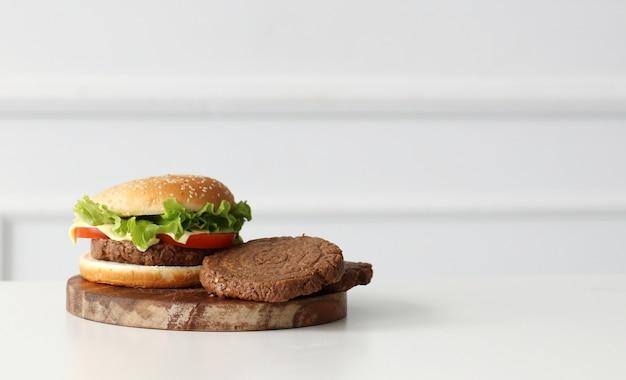 Pyszny burger